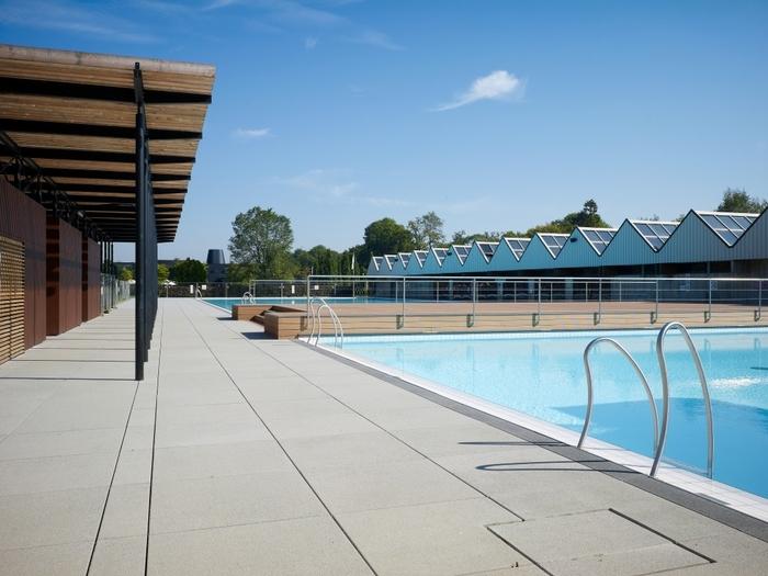 R novation de la piscine de chevetogne pierre berger for Chevetogne piscine