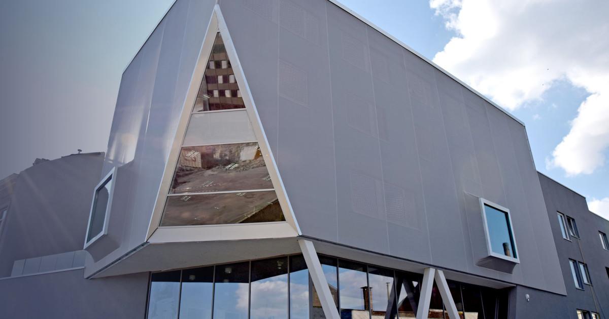 Bureau Architecture Liege : Le centre du design à liège logements pierre berger bureau d