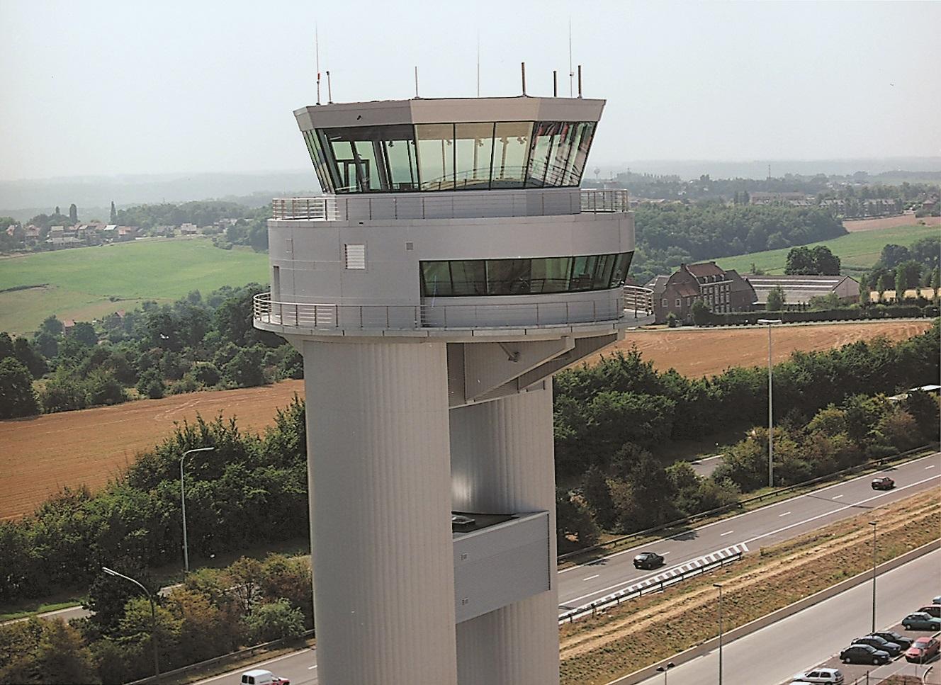 Tour de contr le li ge airport pierre berger bureau d 39 tudes s a - Bureau controle batiment ...