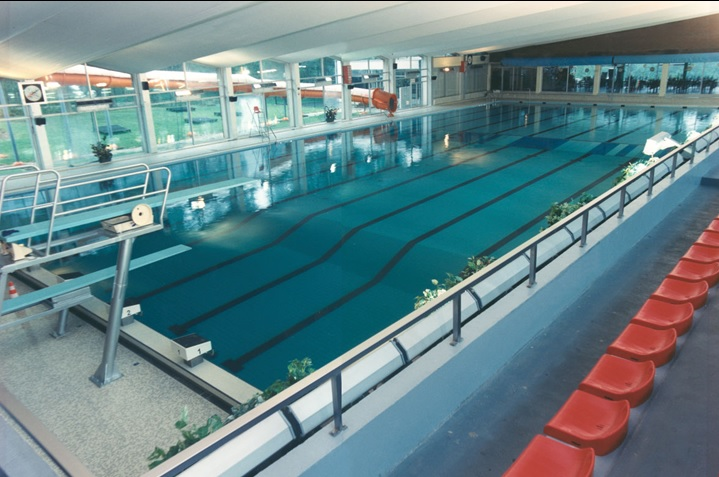 Remplacement du fond mobile de la piscine de seraing for Construction piscine olympique aubervilliers